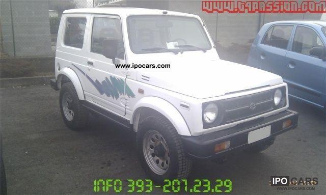 Jipe Samurai Lisboa - Brick7 Carros