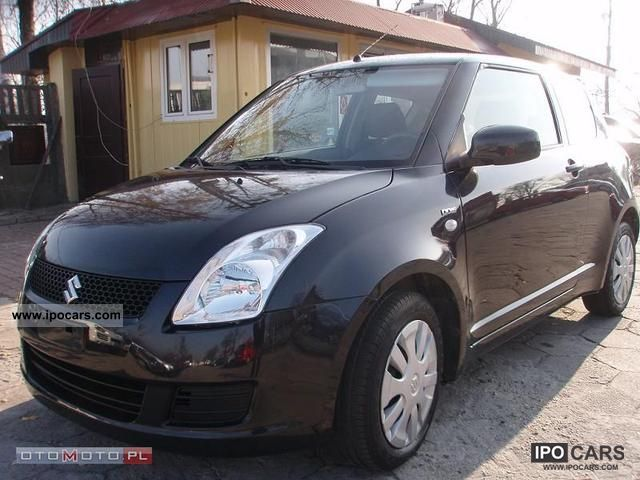 2009 suzuki swift 1 3 ddis car photo and specs. Black Bedroom Furniture Sets. Home Design Ideas