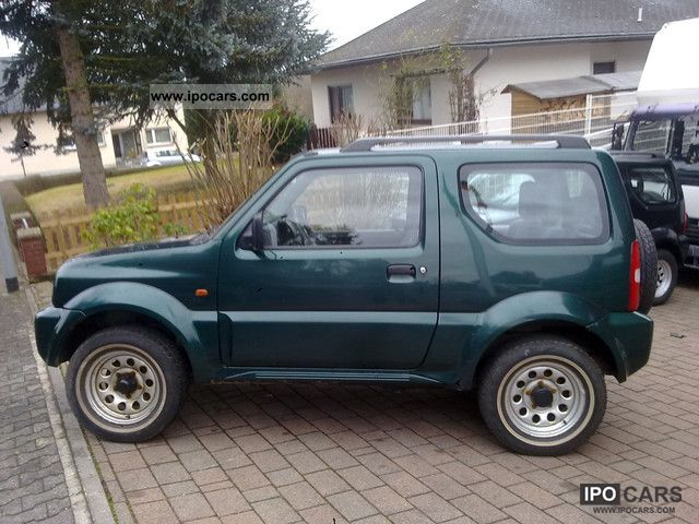 2002 suzuki jimny four wheel ranger technical approval and au 09 2012 car photo and specs. Black Bedroom Furniture Sets. Home Design Ideas