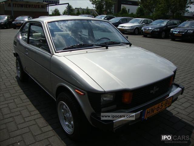 Suzuki Sc Gx De Luxe