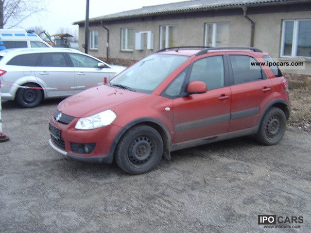 Suzuki SX4 1.6 VVT Automatic 4x2 Comfort 2009 Used vehicle photo