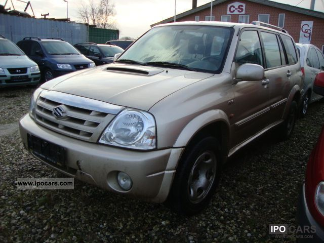 2006 Suzuki  Grand Vitara XL-7 2.0 DIESEL Off-road Vehicle/Pickup Truck Used vehicle photo