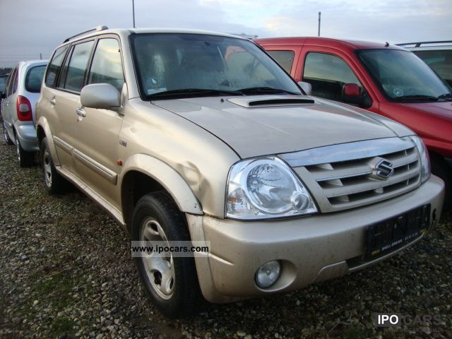 1998 2006 Suzuki Grand Vitara Xl 7 Repair Manual Download 750 ...