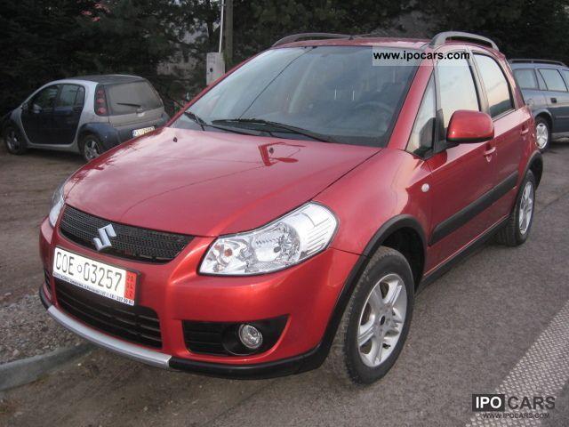 2006 Suzuki  SX4 Small Car Used vehicle photo