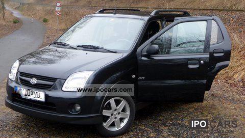 2006 Suzuki Ignis 1 5 Comfort X 35 Car Photo And Specs