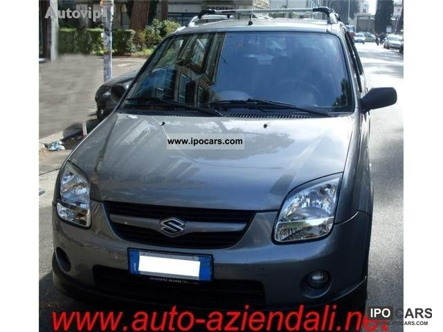 Suzuki  Ignis Ignis 1.3 16V Deluxe GPL 2006 Liquefied Petroleum Gas Cars (LPG, GPL, propane) photo