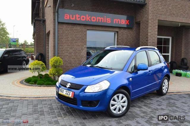 2007 Suzuki  SX4 1.9 DDiS KLIMATYZACJA SERWIS Small Car Used vehicle photo