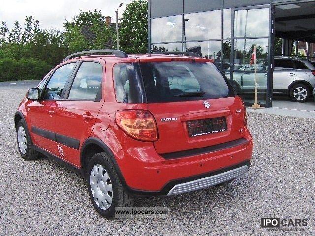 2009 Suzuki 1 6 Gls Awd Sx4 I Van Car Photo And Specs