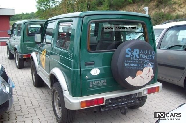 samurai long diesel