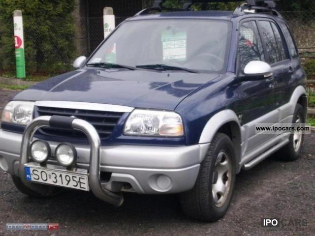 Suzuki  Vitara LPG 2005 Liquefied Petroleum Gas Cars (LPG, GPL, propane) photo