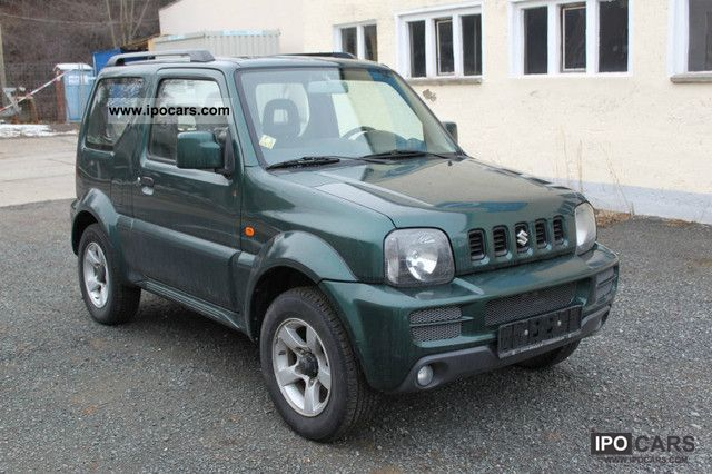 2006 suzuki comfort jimny 4x4 air 1 3 lpg hu 01 14 car photo and specs. Black Bedroom Furniture Sets. Home Design Ideas