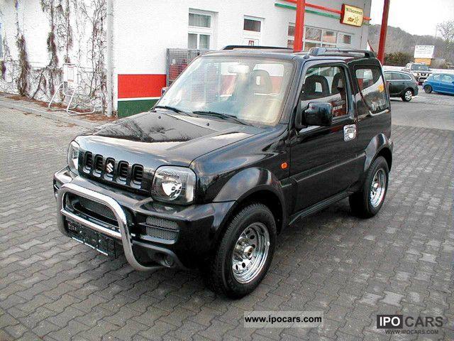Suzuki jimny specs фото