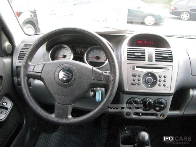 2006 Suzuki Ignis 1 3 4x4 Comfort 1 Hand Air Car Photo