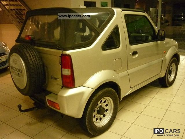 2006 suzuki jimny cabrio car photo and specs. Black Bedroom Furniture Sets. Home Design Ideas