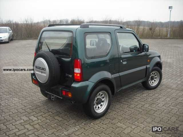2008 Suzuki Jimny Car Photo And Specs