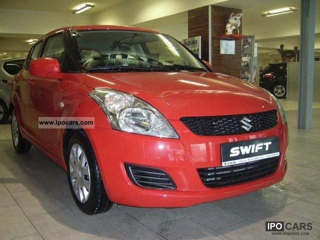2012 Suzuki  COMFORT Swift 1.2 VVT-i 94 KM Small Car Demonstration Vehicle photo