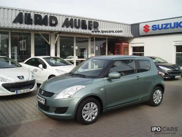 angebot suzuki swift