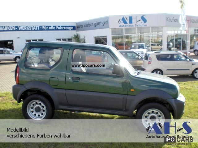 2011 Suzuki  JX Jimny 4x4 Euro 5 Off-road Vehicle/Pickup Truck New vehicle photo