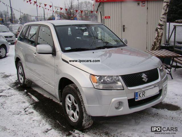 Suzuki  Vitara 30 STAN JAK NOWY PRZEBIEG TYS 2007 Liquefied Petroleum Gas Cars (LPG, GPL, propane) photo
