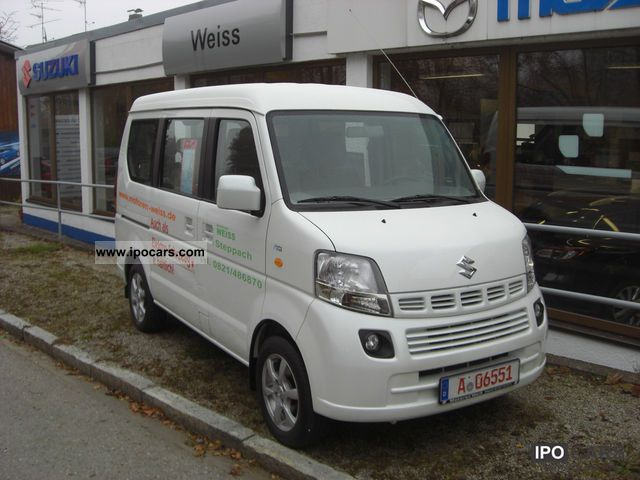 2011 Suzuki  Changhe Coolcar (Landy) Van / Minibus Used vehicle photo