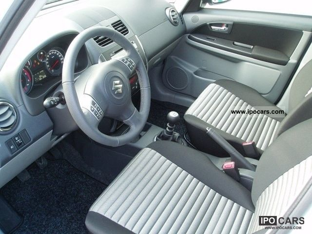 Suzuki  SX4 2.0 DDiS 5D MT Comfort climate seat heating 1975 Vintage, Classic and Old Cars photo