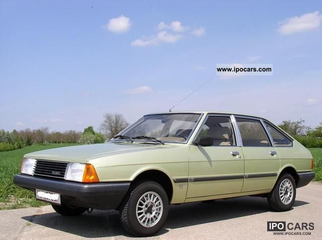 Talbot  Chrysler Simca 1510 GLS as new 1979 Vintage, Classic and Old Cars photo