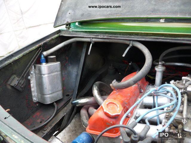 Beetle Hot Rod Lotus Elan 26r Triumph Gt6 Chevrolet Bel