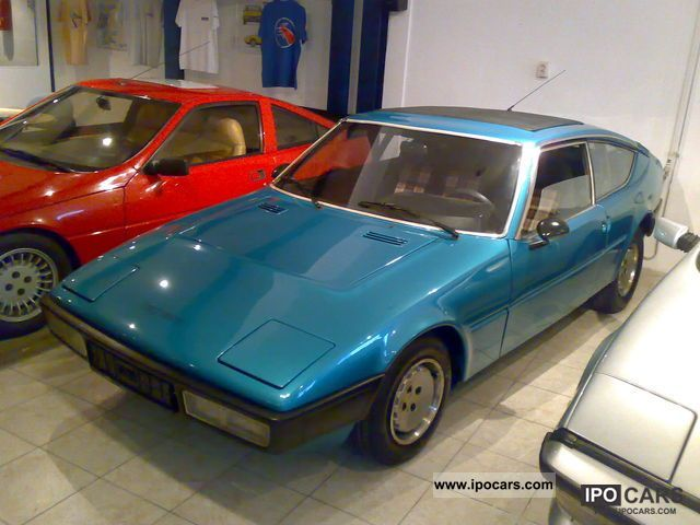 1978 Talbot  Simca - Bagheera S - Type 2 Sports car/Coupe Classic Vehicle (business photo