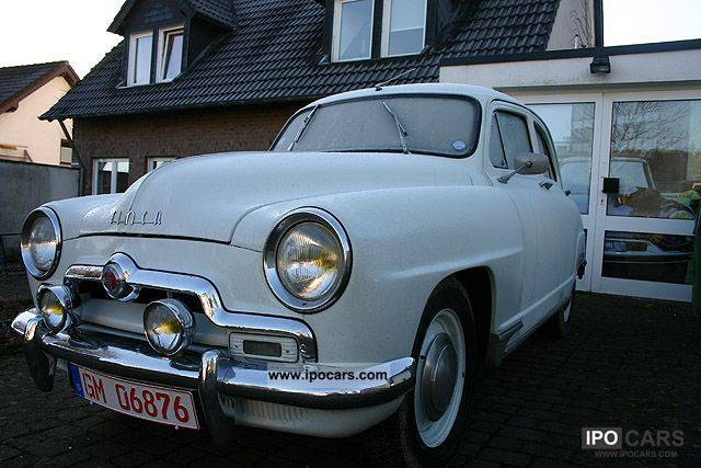 1952 Talbot  Simca Aronde 9 also exchange possible Limousine Used vehicle photo