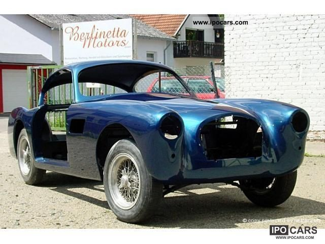 Talbot  Lago T 14 LS restoration 1956 Vintage, Classic and Old Cars photo