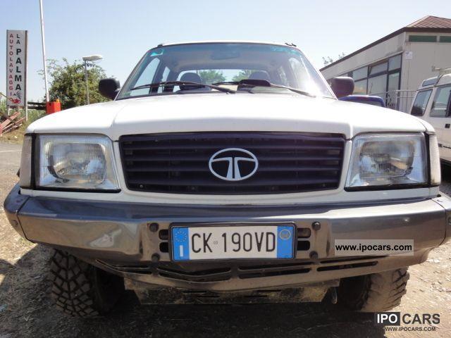 2004 Tata  Telcoline Off-road Vehicle/Pickup Truck Used vehicle photo