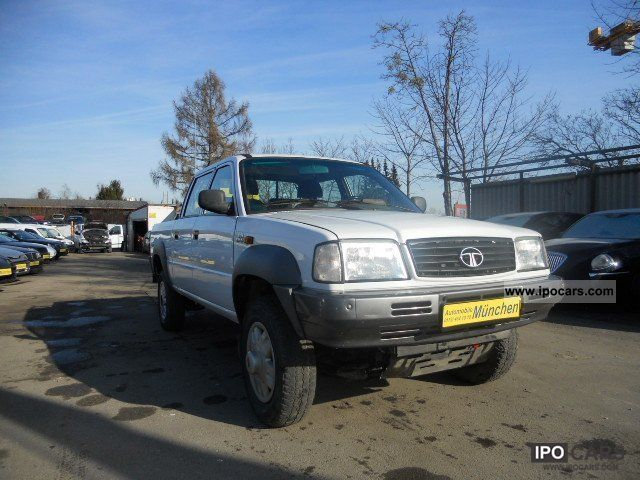 2006 Tata  Telcoline 4 x4 TDI 1.9 * Off-road Vehicle/Pickup Truck Used vehicle photo