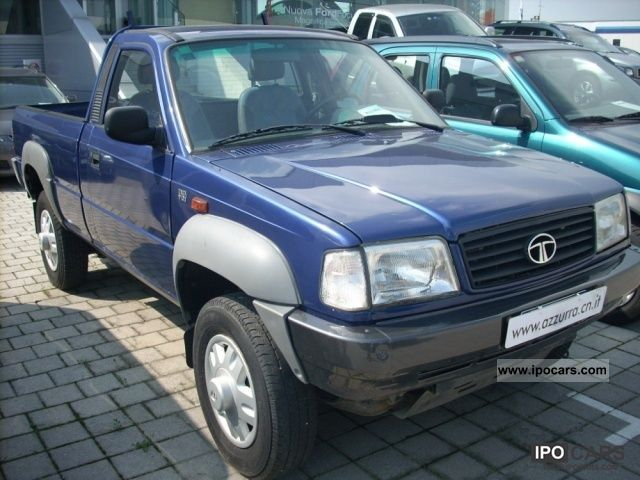 2005 Tata  Pick-Up Pick Up 2.0 TDI 4x2 PC Cassonato Other Used vehicle photo