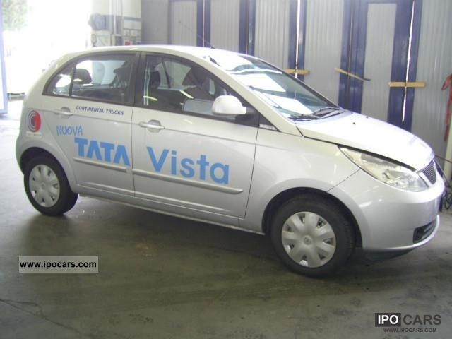 Tata  Vista Safire Indica 1.4 Metano 2011 Compressed Natural Gas Cars (CNG, methane, CH4) photo