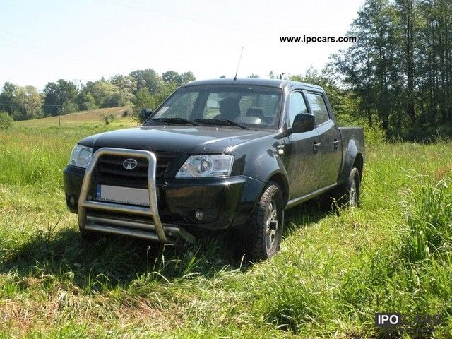 2008 Tata  Xenon Off-road Vehicle/Pickup Truck Used vehicle photo