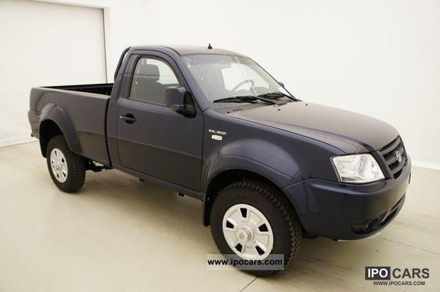 2011 TATA XENON (4X2) High Resolution Car Wallpaper