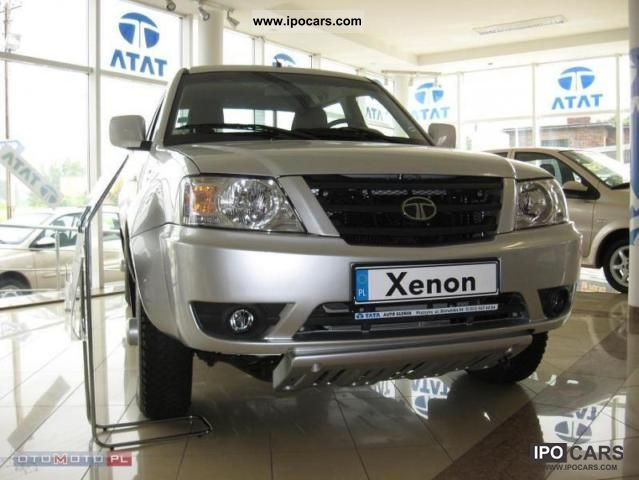2010 Tata  Xenon Samochód dla Twojej firmy! Off-road Vehicle/Pickup Truck Used vehicle photo