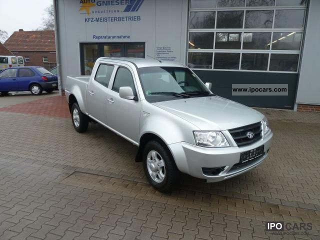 2010 Tata  Xenon 2.2 4x4 SC 103 kW (140 hp), switching. 5-G ... Other Used vehicle photo