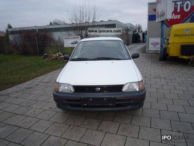 1996 Toyota  Starlet tuv 2013 Small Car Used vehicle photo