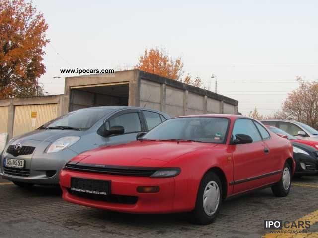 1991 Toyota  1.6 Celica STi Sports car/Coupe Used vehicle photo