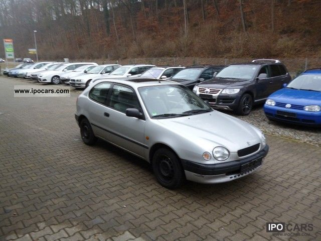 1998 Toyota Corolla 1 4 - Car Photo and Specs