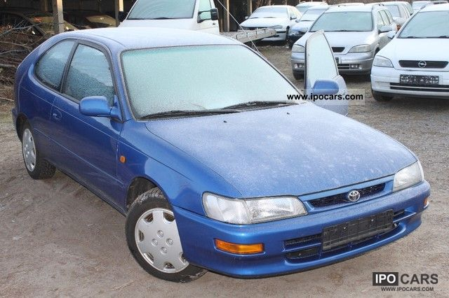 1997 Toyota  Corolla 1.4 Limousine Used vehicle photo