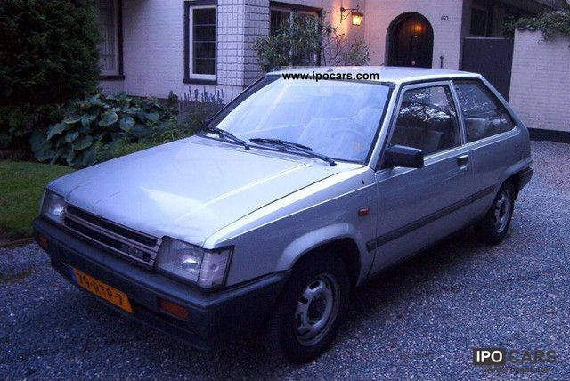 1983 Toyota  1.3 Small Car Used vehicle photo