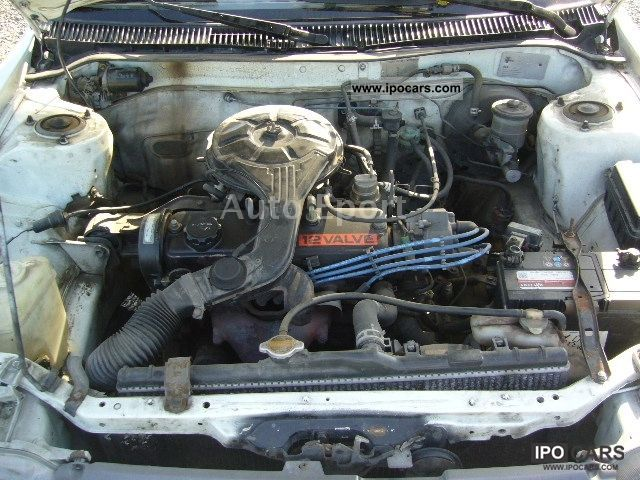 1992 Toyota Corolla 1.3 Limousine Used vehicle photo 5