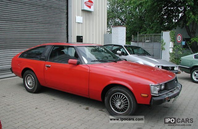 1981 Toyota Celica Ta 40