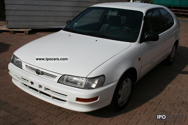 1997 Toyota  E10 Limousine Used vehicle photo