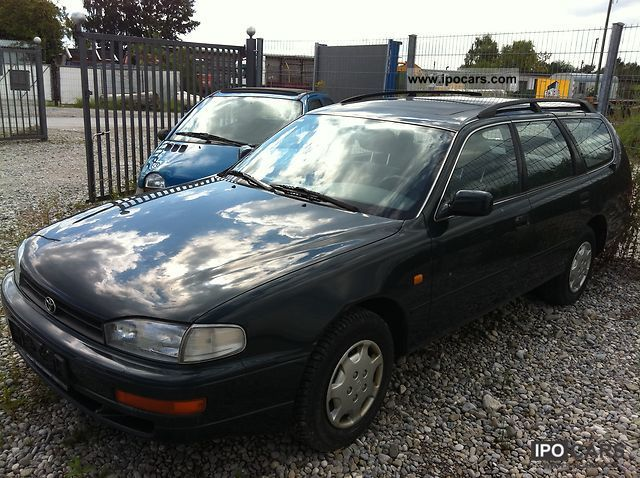 1992 Toyota Camry 2.5 V6 GXi Combi Estate Car Used vehicle photo