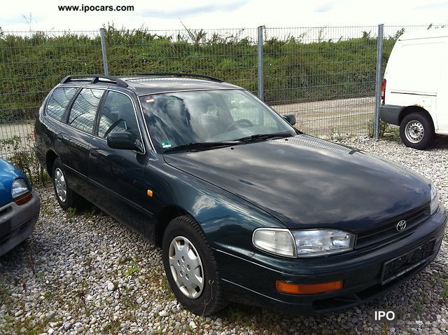 1992 Toyota Camry 2.5 V6 GXi Combi Estate Car Used vehicle photo 1