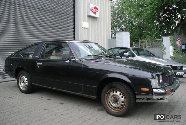 1979 Toyota Celica Ta 40