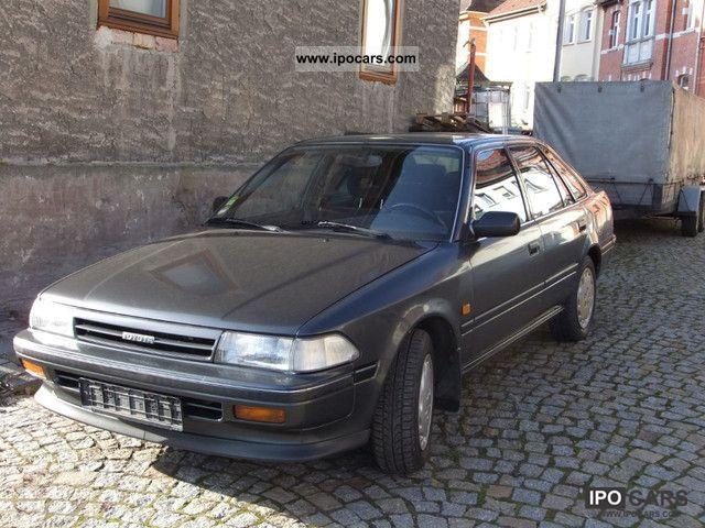 тойота карина 1991